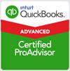 QuickBooks Advanced Certified ProAdvisor
