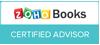 Zoho Books Certified Advisor